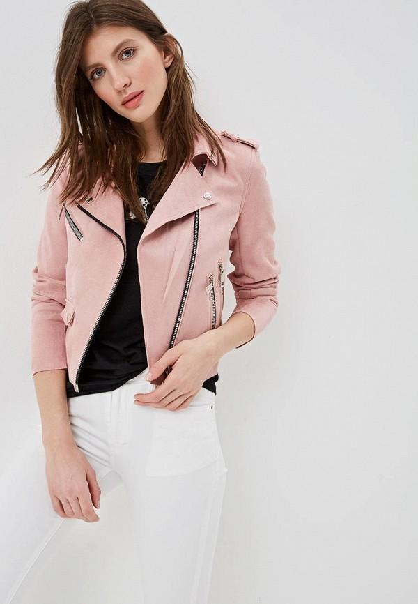 Фото - Куртка кожаная Pink Woman Pink Woman PI026EWEETI9 куртка pink woman pink woman pi026ewcgve4
