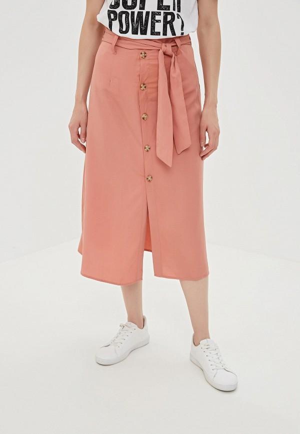 Юбка Pink Woman Pink Woman PI026EWFBIP4 цена 2017