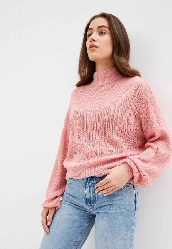 женский свитер pink woman, розовый