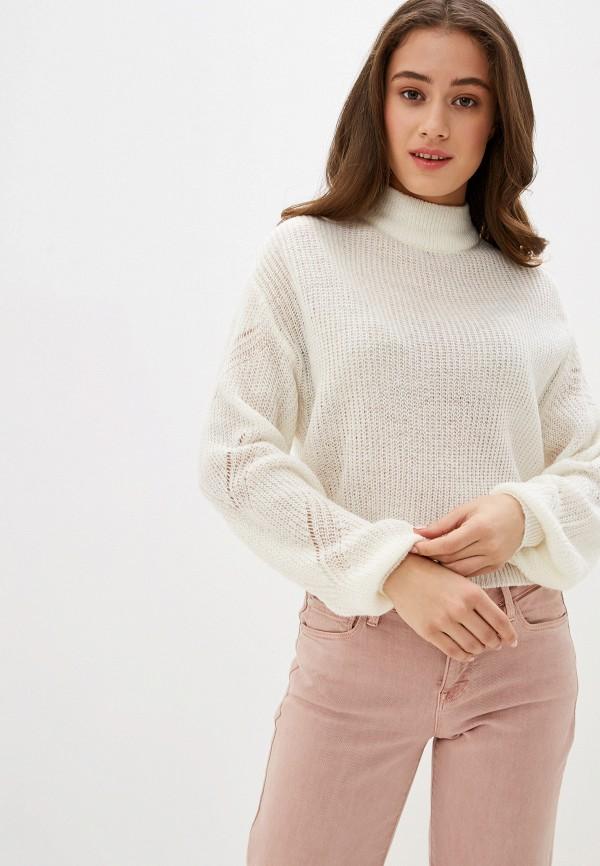 женский свитер pink woman, белый