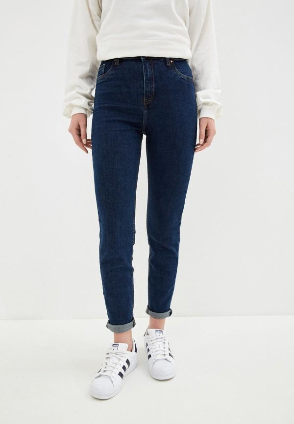 женские джинсы pink woman, синие