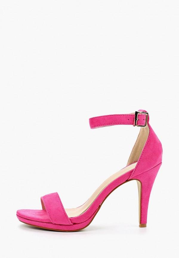 женские босоножки pinkdesert, розовые
