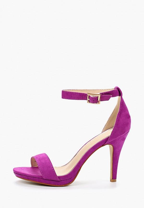 женские босоножки pinkdesert, фиолетовые