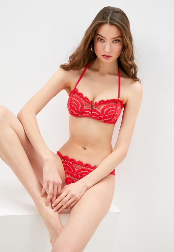 женский лиф pilyq, красный