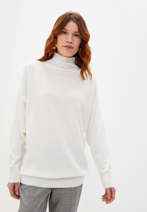 женский свитер pietro brunelli milano, белый