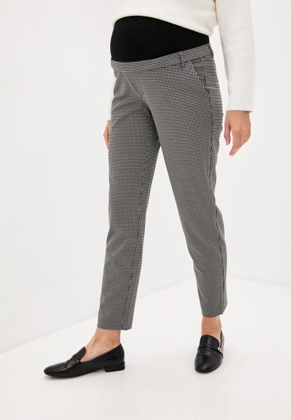 женские повседневные брюки pietro brunelli maternity, серые