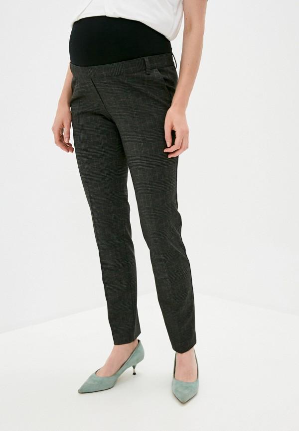 женские повседневные брюки pietro brunelli maternity, черные