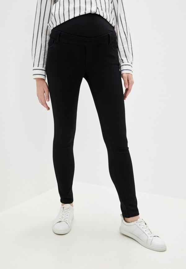 женские джинсы pietro brunelli maternity, черные