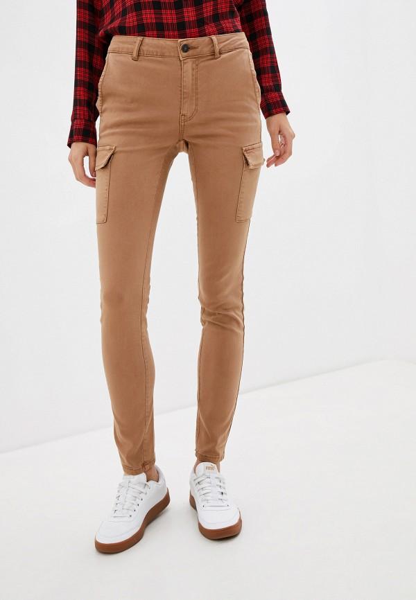 женские брюки pimkie, бежевые