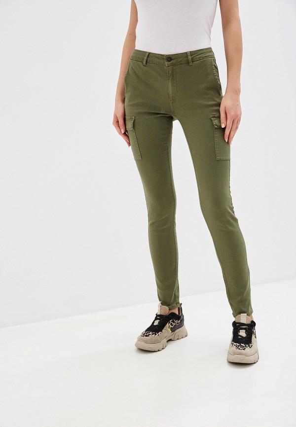 женские повседневные брюки pimkie, хаки