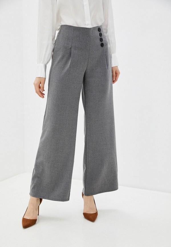 женские повседневные брюки pimkie, серые