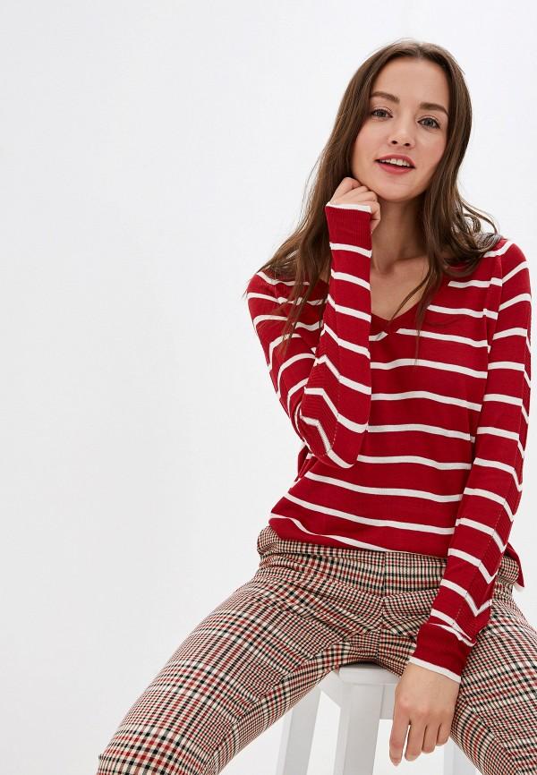 женский пуловер pimkie, красный