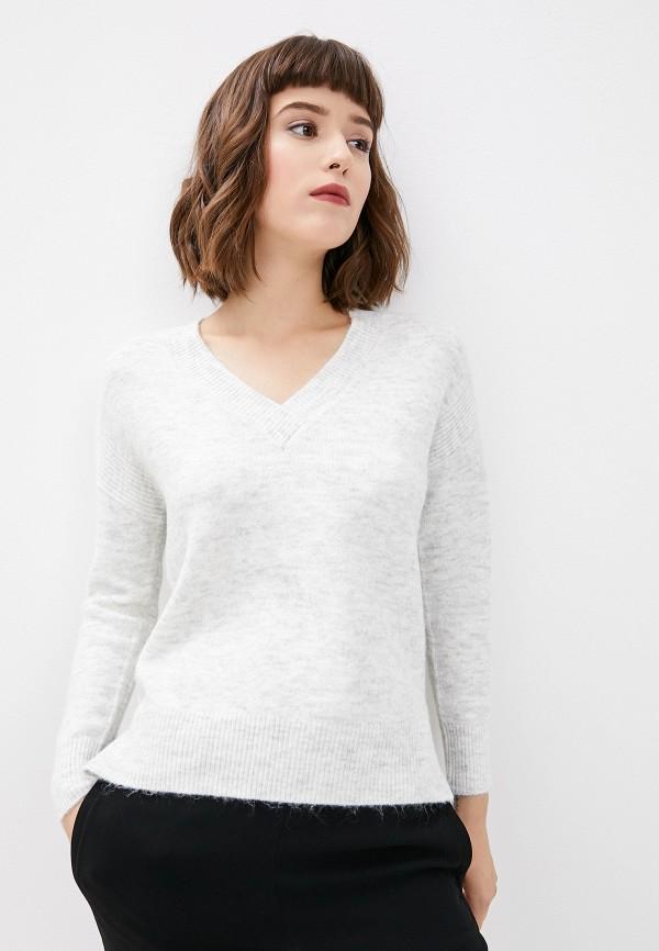 женский пуловер pimkie, серый