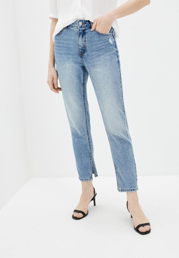 женские прямые джинсы pimkie, голубые
