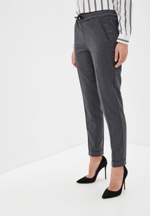 женские классические брюки pimkie, серые