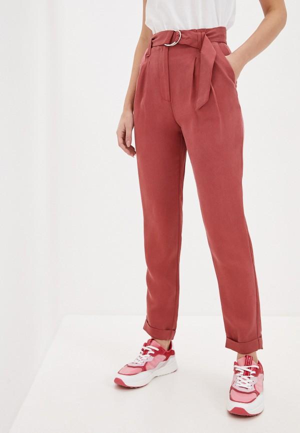 женские повседневные брюки pimkie, красные
