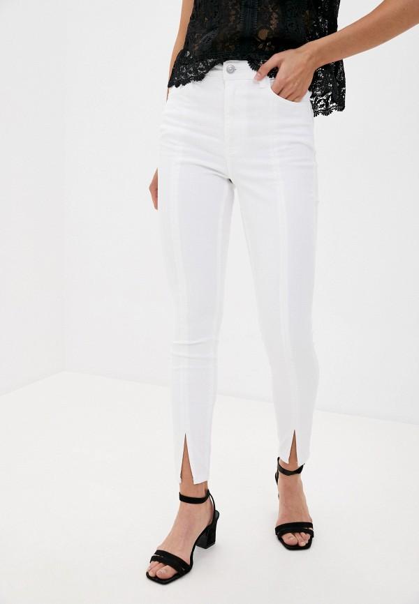 женские повседневные брюки pimkie, белые
