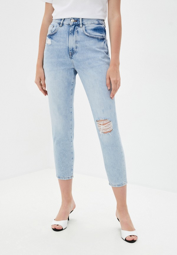 женские джинсы pimkie, голубые