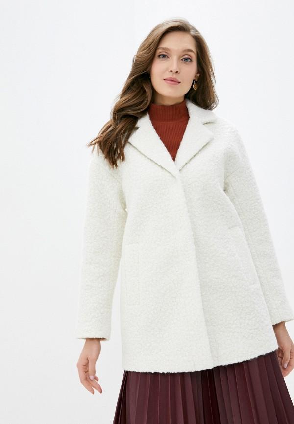 женское пальто pimkie, белое