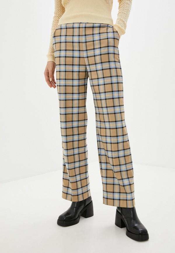 женские повседневные брюки pimkie, бежевые