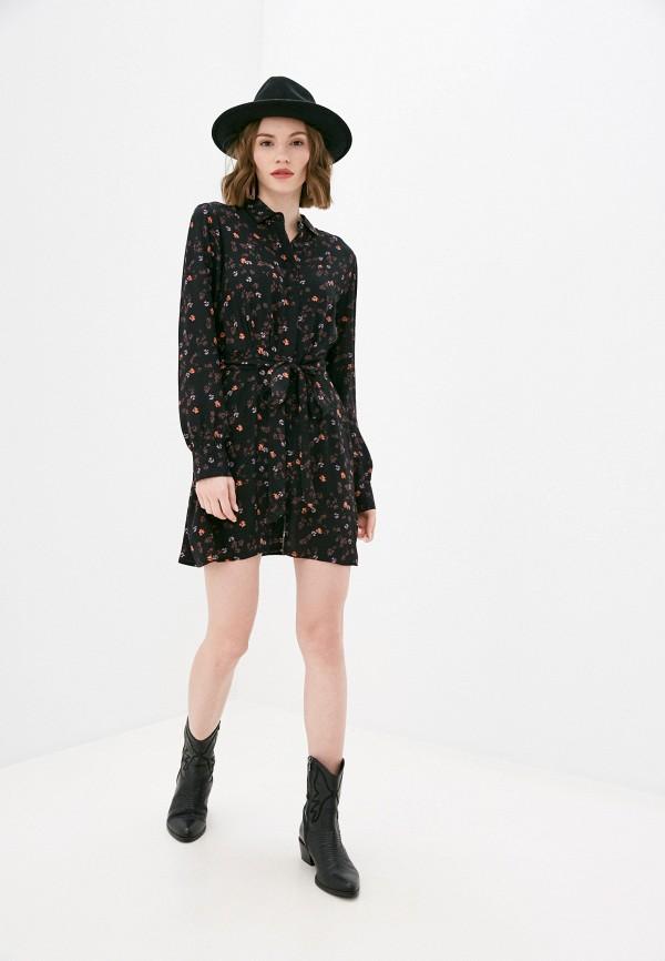 женское платье pimkie, черное