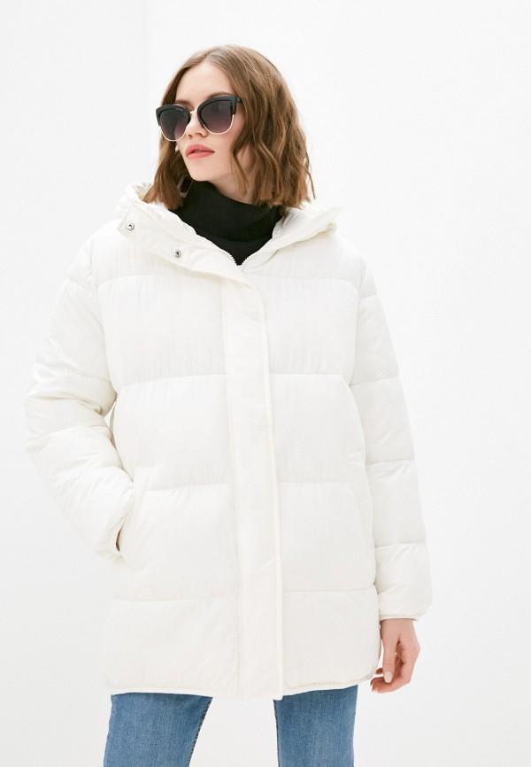 женская куртка pimkie, белая