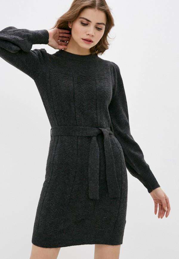 женское платье pimkie, серое