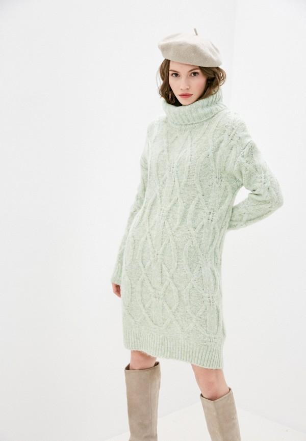 женское платье pimkie, зеленое