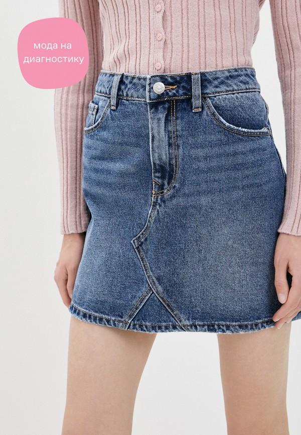 Юбка джинсовая Pimkie