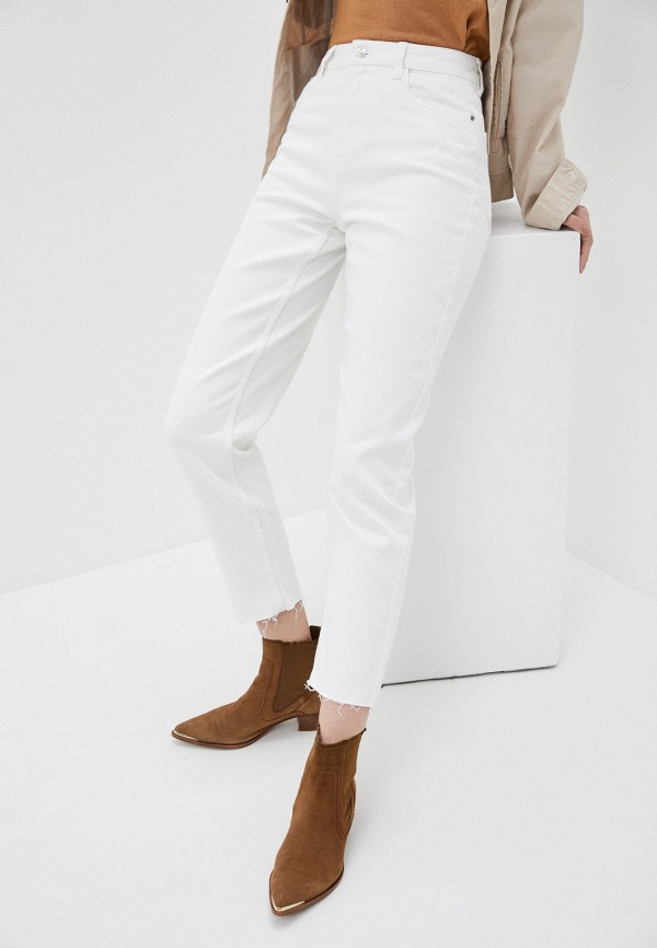 женские джинсы pimkie, белые