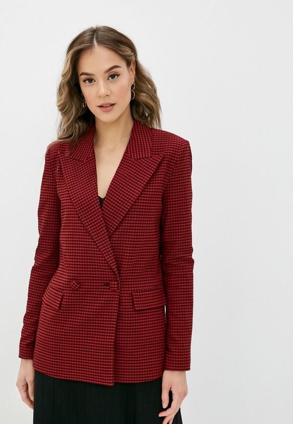 женский пиджак pimkie, красный