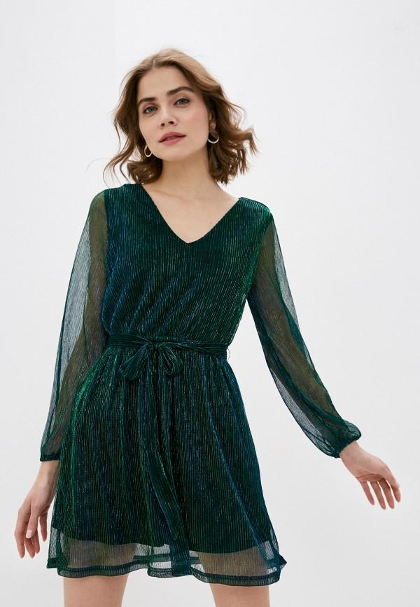 женское повседневные платье pimkie, зеленое