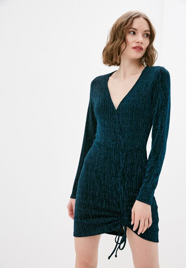 женское вечерние платье pimkie, синее