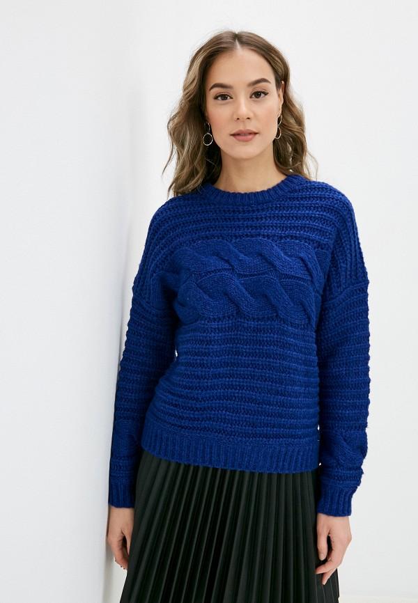 женский джемпер pimkie, синий