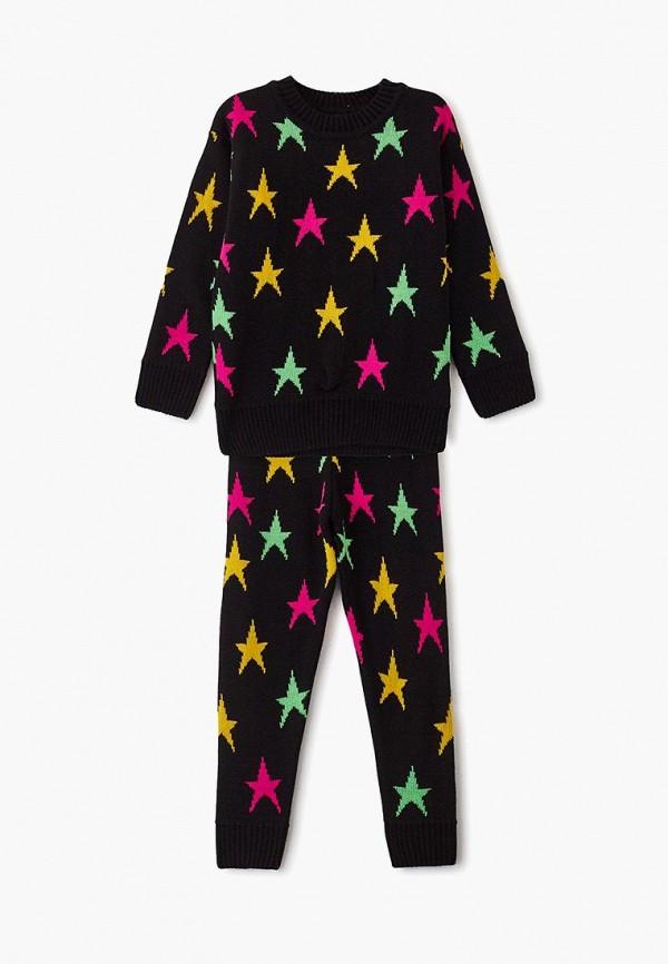 костюм pink kids для девочки, черный