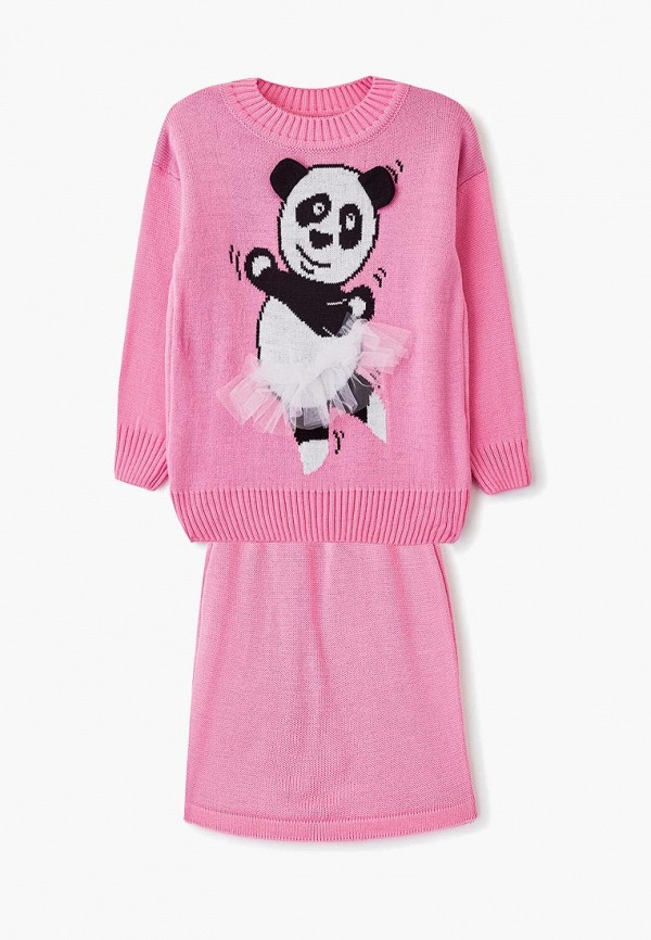 костюм pink kids для девочки, розовый