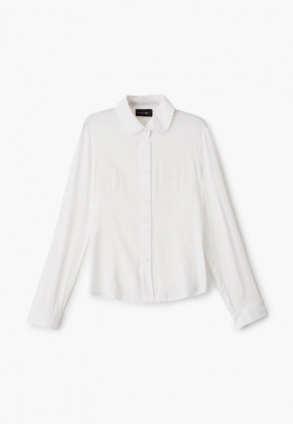 блузка pink kids для девочки, белая