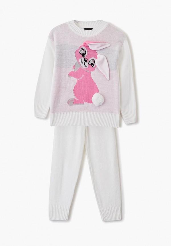 костюм pink kids малыши, белый