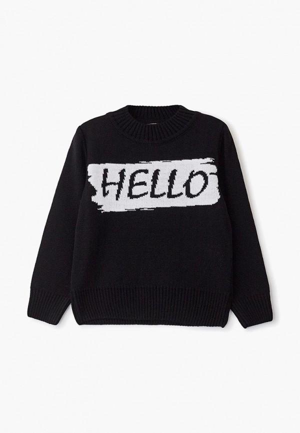 свитер pink kids малыши, черный
