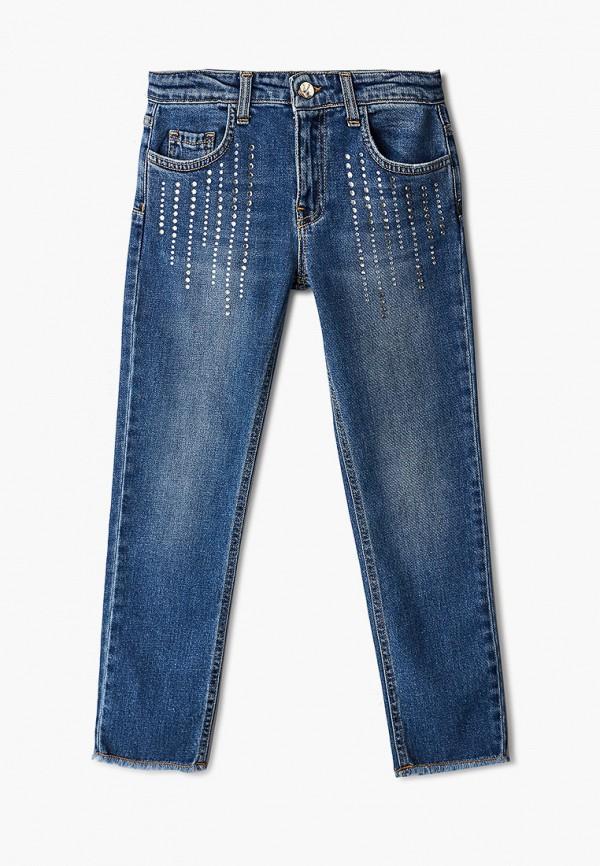 джинсы pinko up для девочки, синие
