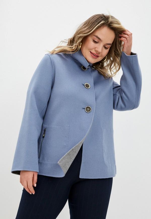 женское пальто piazza della scala, разноцветное