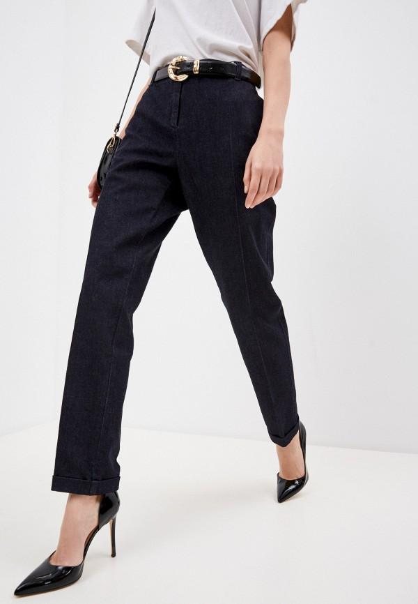 женские джинсы piazza della scala, синие
