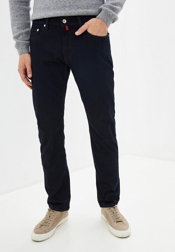 мужские прямые джинсы pierre cardin, синие