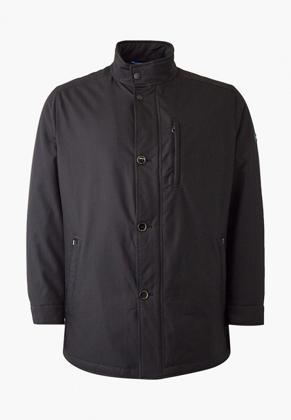 мужская куртка pierre cardin, черная