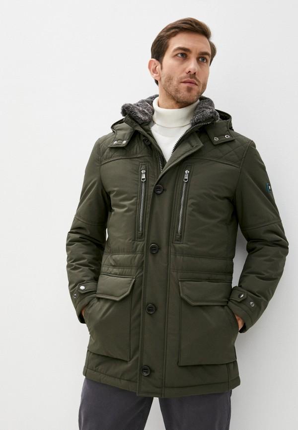 мужская куртка pierre cardin, хаки