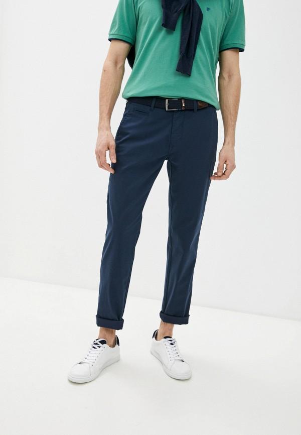 мужские брюки чинос pierre cardin, синие
