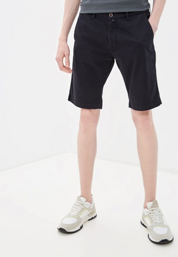 мужские повседневные шорты pierre cardin, синие