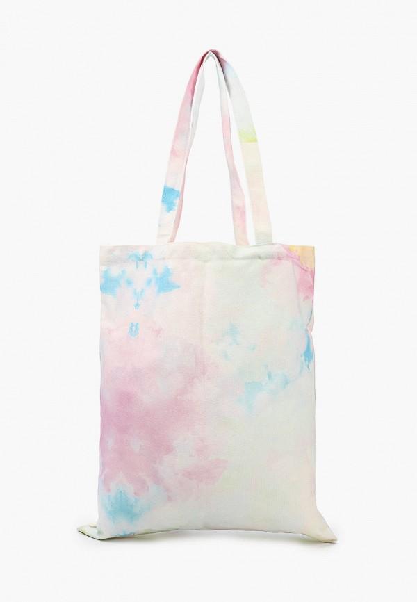 женская сумка pieces, разноцветная