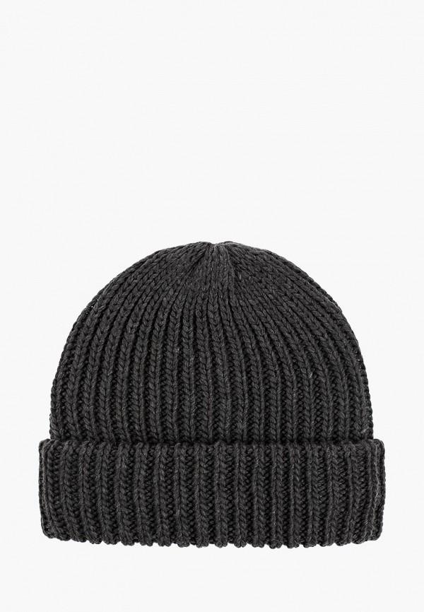 женская шапка pieces, черная