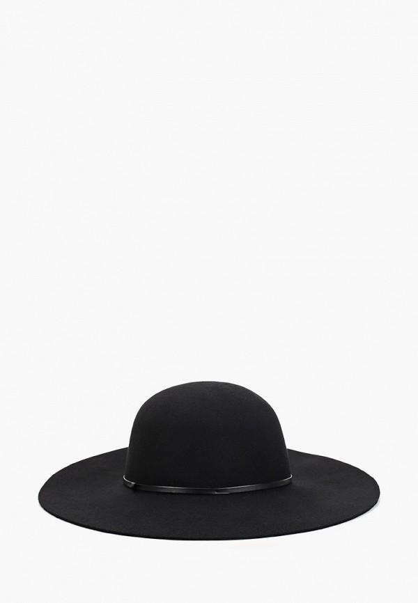 женская шляпа pieces, черная
